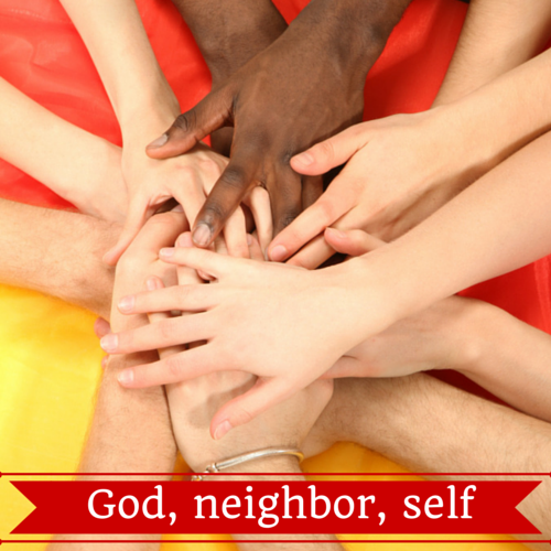 God neighbor self