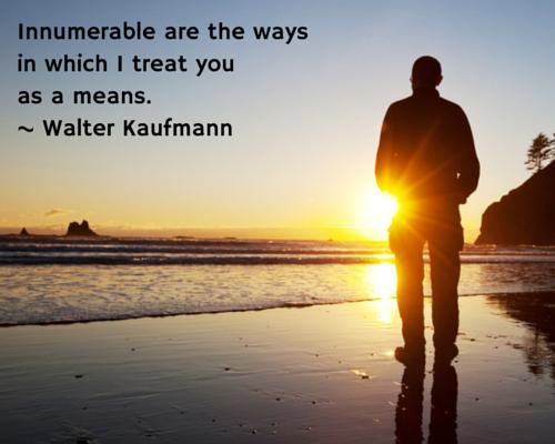 Walter Kaufmann quote